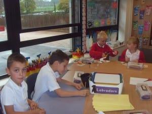 Shotton hall primary school